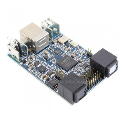 MiniDSP USBStreamer Interface multicanal USB vers Optique Toslink / ADAT & I2S XMOS