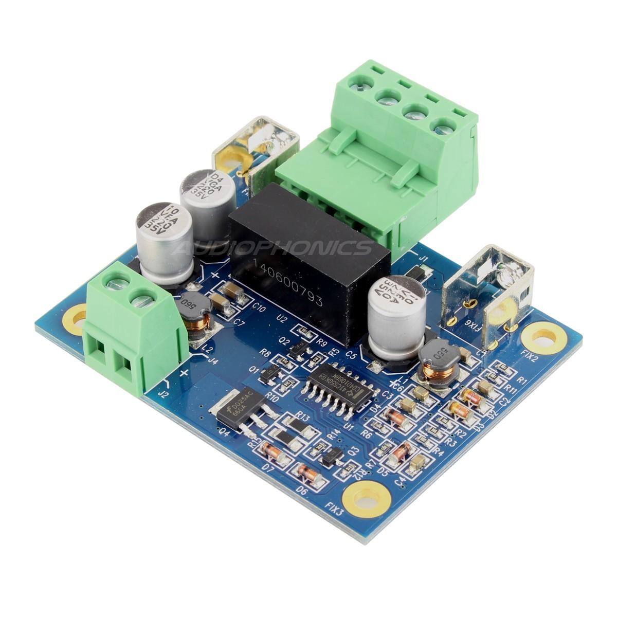 MiniDSP miniDC Isolateur 12V séquenceur d'allumage