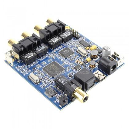 MiniDSP NanoDIGI 2x8K Processor Audio 28/56bit 2 to 8 channel