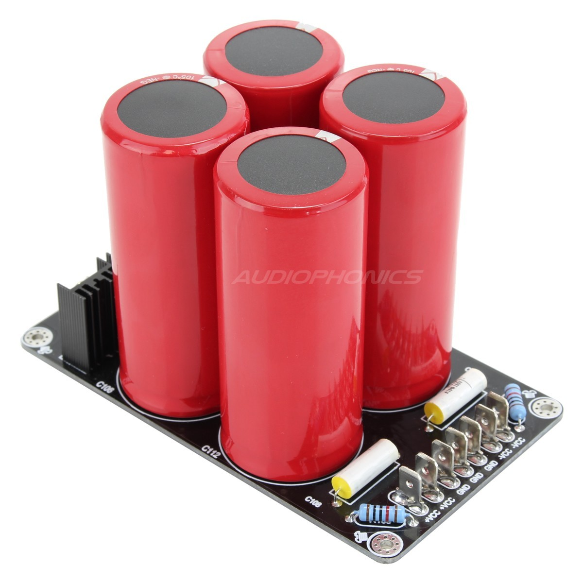 Module d'Alimentation pour Amplificateur 4x10000µF 100V