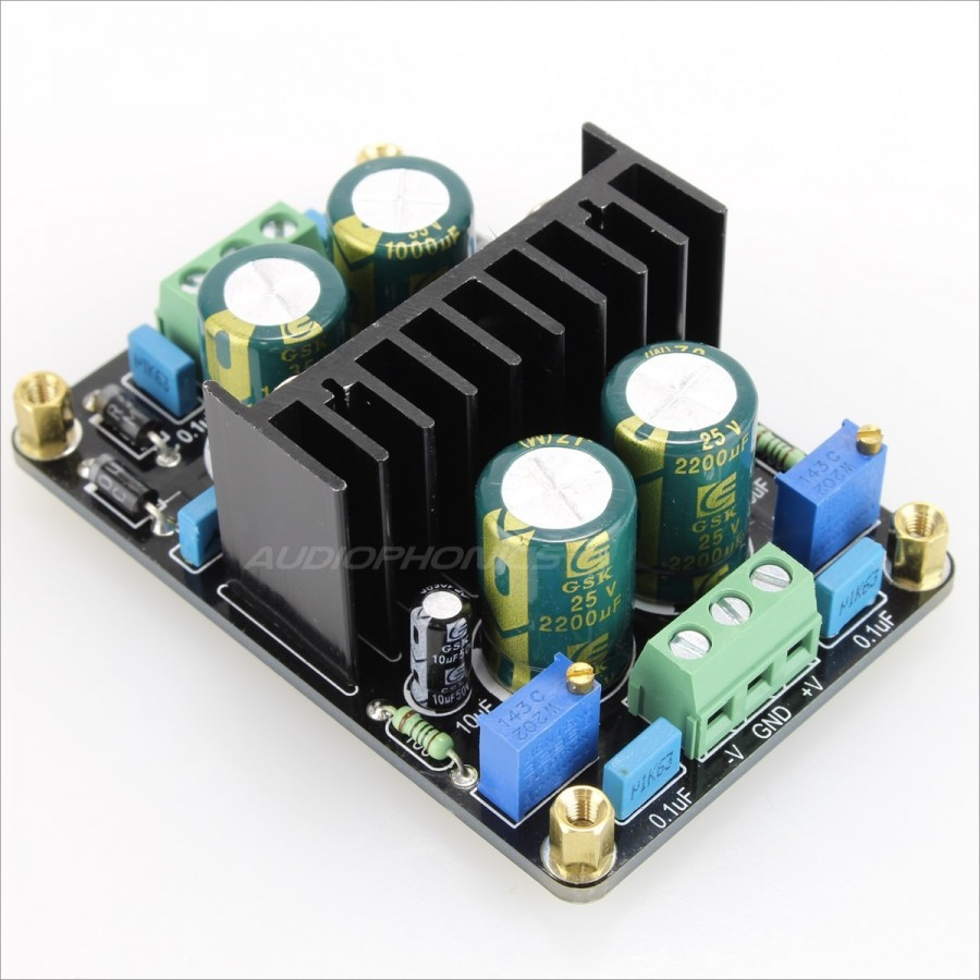 Regulated Linear Power Supply Ac Lm337 24v 1a