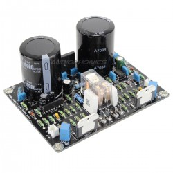Stereo Amplifier board LM3886T Class AB 2x 68W