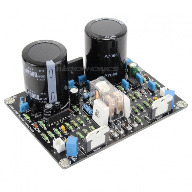 MA-LM02 Stereo Amplifier board LM3886T Class AB 2x 68W