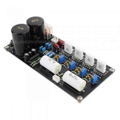 Stereo Amplifier board LM3886T Class AB 2x 125W