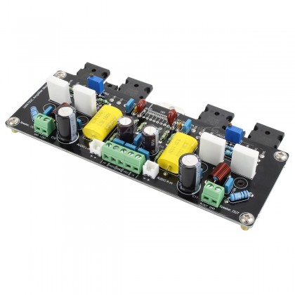 Stereo Amplifier board LM4702C 2x 100W