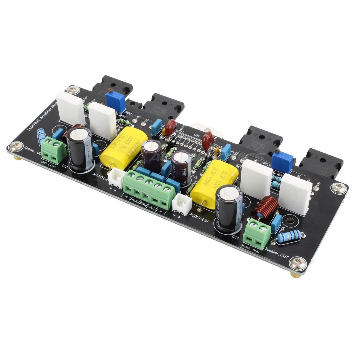 MA-LM04 Stereo Amplifier board LM4702C 2x 100W