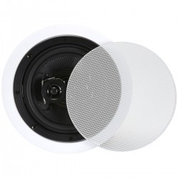 "DAYTON AUDIO CS622C 6-1/2"" Stereo Ceiling Speaker"
