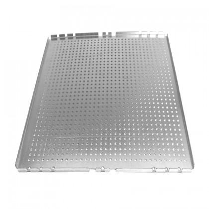 HIFI 2000 Fond de boitier perforé 360x360 mm pour dissipateurs