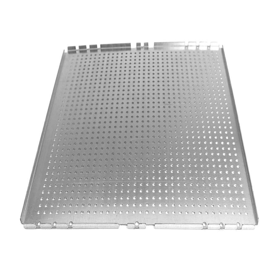 HIFI 2000 Fond de boitier perforé 360x360mm (400mm Series)