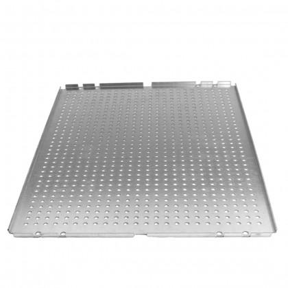 Hifi 2000 - Fond de boitier perforé 360x260 mm pour dissipateurs