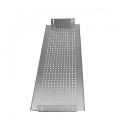 HIFI 2000 Fond de boitier perforé 415x160mm pour Slim Line 170/230