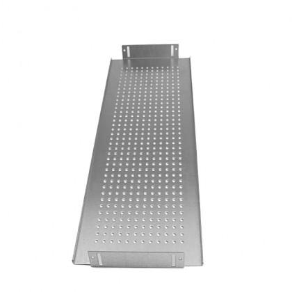 Hifi 2000 - Fond de boitier perforé 415x160 mm pour slimline