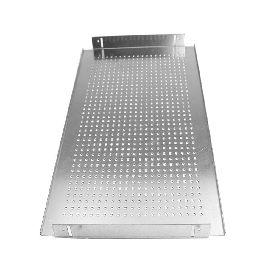 HIFI 2000 Fond de boitier perforé 415x260mm pour Slim Line 280/350