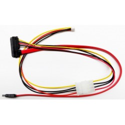 SATA 22 pin DATA and Power Combo Cable for ST300