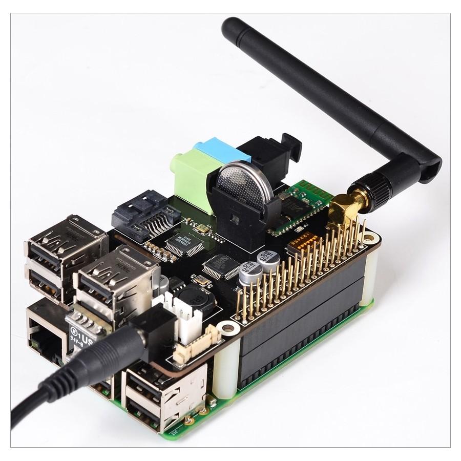 X300 HAT Module Board Wifi / Bluetooth / Toslink / Sata for