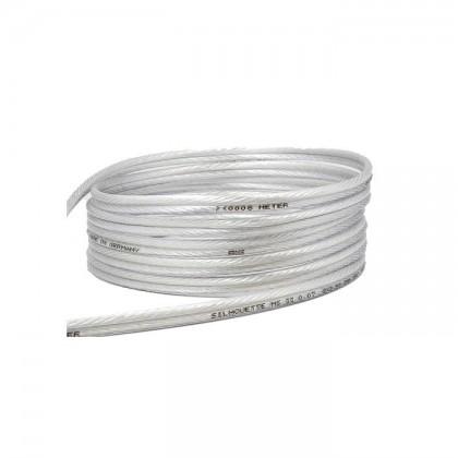 MEDIA-SUN SILHOUETTE MS6S Speaker Cable Copper/Silver 2x6.0mm²