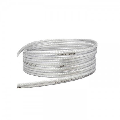 MEDIA-SUN SILHOUETTE MS6S Câble HP Cuivre/Argent 2x6.0mm²