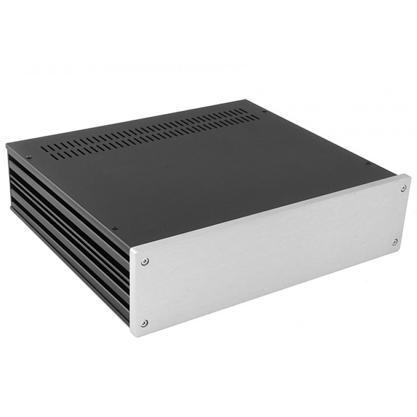 HIFI 2000 GALAXY GX388 Boitier Aluminium 80x330x280mm