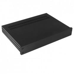 HIFI 2000 Boitier 10mm GX343 - 40x330x230 - Facade Noire