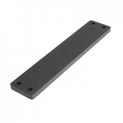 Facade aluminium 10mm Noire pour GX243-247-248