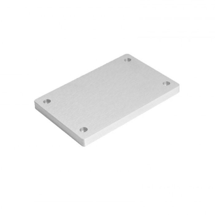 Facade aluminium 10mm Silver pour GX183-187-188