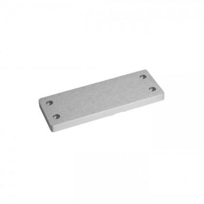 Facade aluminium 10mm Silver pour GX143-147-148