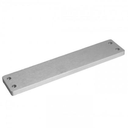 HIFI 2000 Facade aluminium 10mm Silver pour GX243-247-248