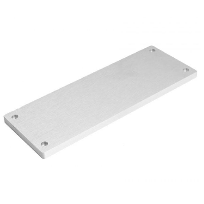 Facade aluminium 10mm Silver pour GX283-287-288