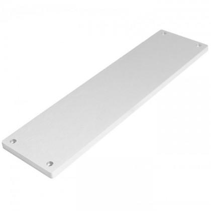 Facade aluminium 10mm Silver pour GX383-387-388