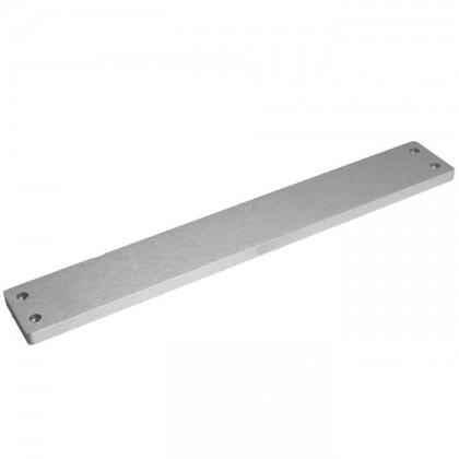 Facade aluminium 10mm Silver pour GX343-347-348