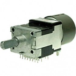 ALPS RK16812MG 2 Channels Motorized Potentiometer 10k