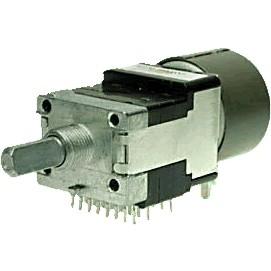 ALPS RK16812MG Potentiomètre Motorisé 2 Voies 10k