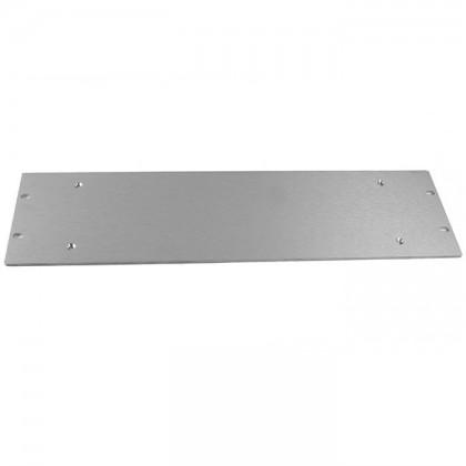 HIFI 2000 Facade aluminium 4mm Silver pour boitier 3U