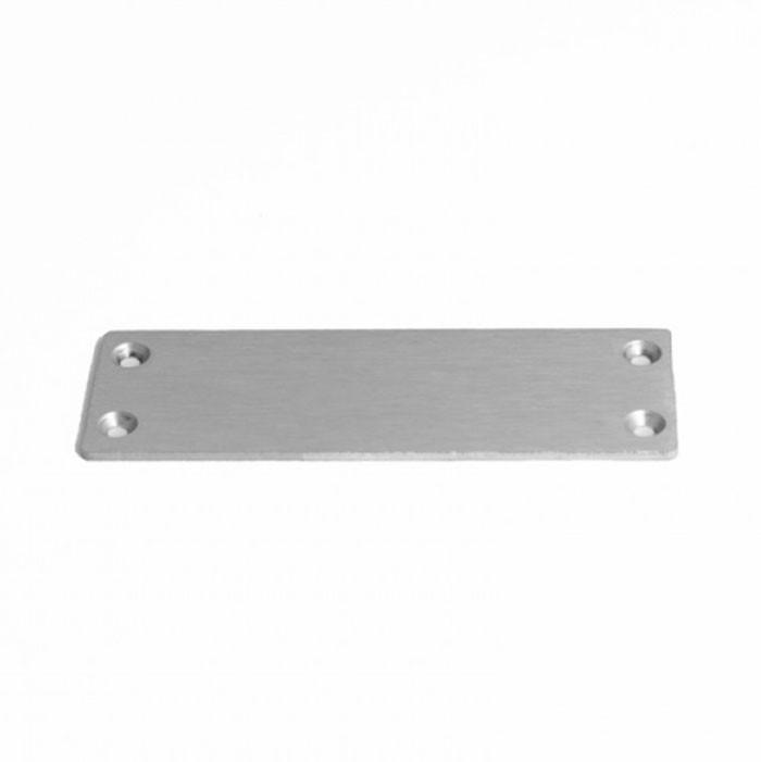 Hifi 2000 - Facade aluminium 3mm Silver pour GX143-147-148