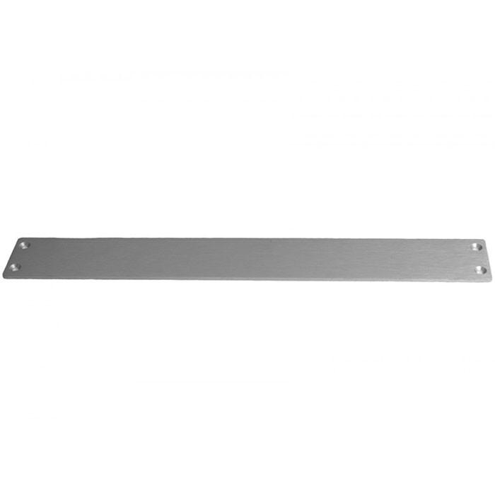 Hifi 2000 - Facade aluminium 3mm Silver pour GX343-347-348