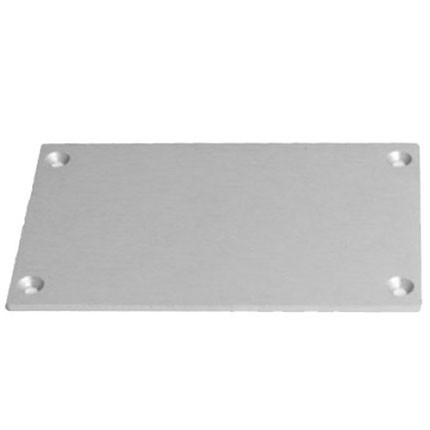 Hifi 2000 - Facade aluminium 3mm Silver pour GX183-187-188