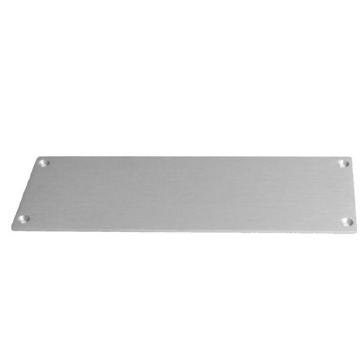 Hifi 2000 - Facade aluminium 3mm Silver pour GX283-287-288