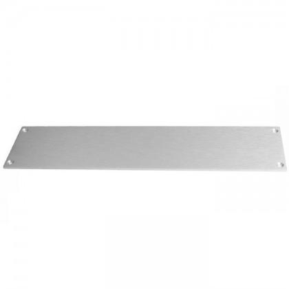 Hifi 2000 - Facade aluminium 3mm Silver pour GX383-387-388