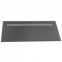 HIFI 2000 Capot Aluminium pour Boîtier GALAXY GX347-387 (Black)