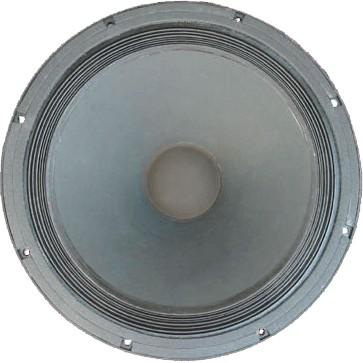 SUPRAVOX 400-2000 (GN-B) Haut-Parleur de Grave 120W 8 Ohm 96dB 24Hz - 4000Hz Ø40cm