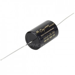 MUNDORF SUPREME SILVERGOLD Condensateur 0.1µF