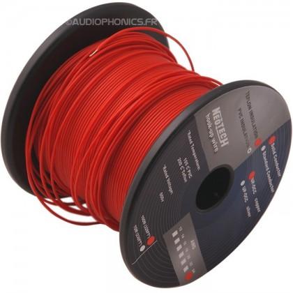 NEOTECH STDCT-12 Fil de câblage UP-OCC FEP 3.3mm²