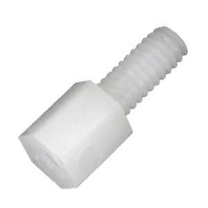 Entretoise Nylon M2.5x5mm Mâle / Femelle (x10)