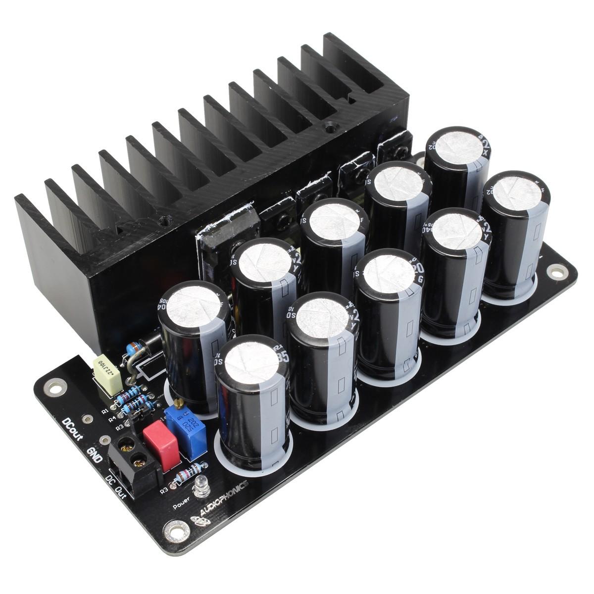 AUDIOPHONICS PSU S3-LP Linear Power supply Module DC LT1083