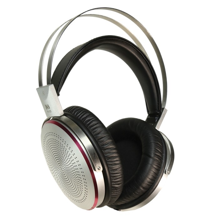 KINGSOUND KS-H3 Electrostatic Headphone HiFi Silver