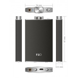 FiiO Q1 DAC USB & Amplificateur portable PCM5102