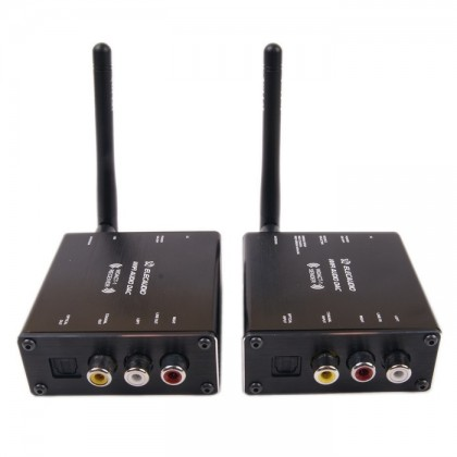 ELECAUDIO WDACT-1 - DAC ADC Wireless transmitter Wifi - SPDIF