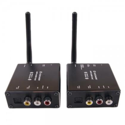 ELECAUDIO WDACT-1 - DAC ADC Transmission sans fil Wifi - SPDIF