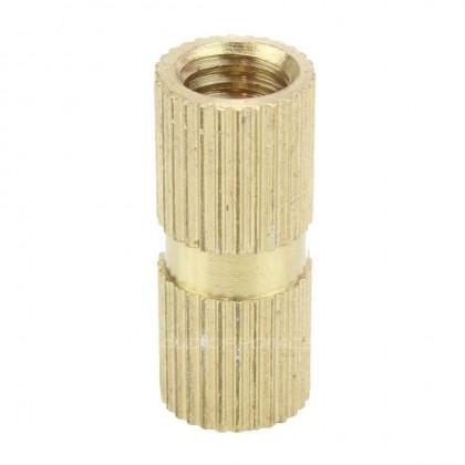 Wood Insert M6x20x8mm (Unit)