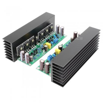 LJ L15 Modules Amplificateur 150W 8 ohm double mono (La paire)
